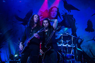 Thomas Youngblood and Gus G.