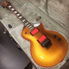 ESP custom shop Eclipse in 49er colors for Gary Holt