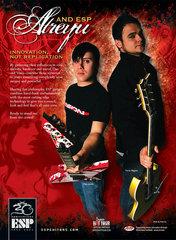 Esp 2005 Atreyu Ad