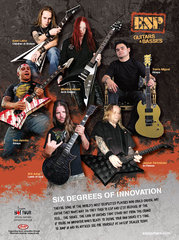 Esp 2006 Six Degrees Ad