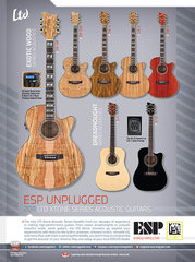 Esp 2011 Acoustic 2 Ad