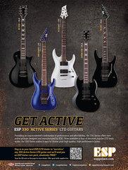 Esp 2012 330 Guitar Ad