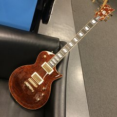 ESP Eclipse 40th Anniversary Tiger Eye
