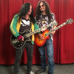 Jeff Duncan And Phil Sandoval of Armored Saint