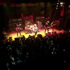 Armored Saint Live at House Of Blues in Hollywood