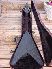 Gibson Voodoo Flying V Back