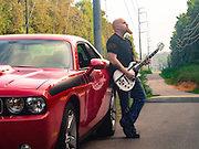 Guitar Car Headshot
