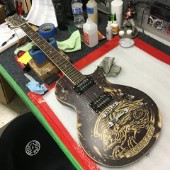 WA-200 Warbird Distressed