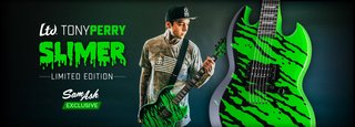 Tony Perry - Pierce The Veil