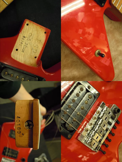 ESP Craft House Early 80's Akira Takasaki Prototype