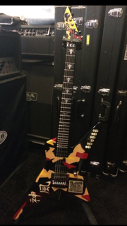 ESP Star Custom with GL-20 Inlays