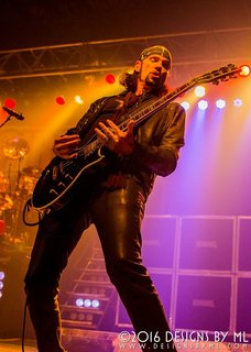 Bruce Kulick - Grand Funk Railroad