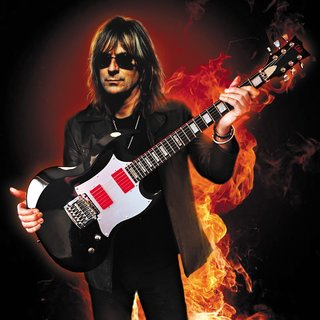 Glenn Tipton and the new signature series LTD GT-600