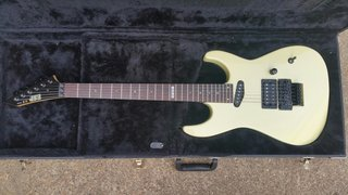 ESP MII Deluxe (Pearl White)