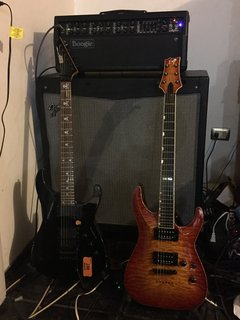 My two best guitars