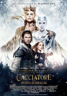 {{1080p--VEDERE}}!! Il cacciatore e la Regina di Ghiaccio Film Italiano HD Stream Online