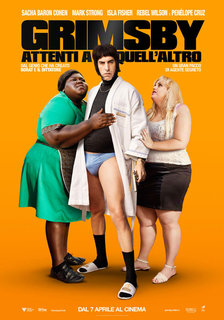 {{1080p--VEDERE}}!! Grimsby - Attenti a quell'altro Film Completo Streaming HD Online