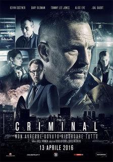 {{1080p--VEDERE}}!! Criminal Film Completo Scaricare ITA Online