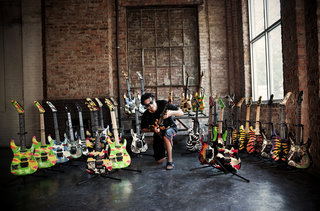George Lynch Photo Shoot