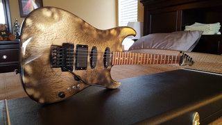 1988 Tom Anderson Guitarworks Pro Am (formerly owned by Kirk Hammett of Metallica)