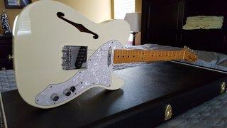 2011 Fender American Vintage '69 Telecaster Thinline