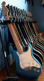 Fender Stratocaster Full