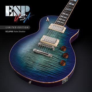 ESP USA ECLIPSE LIMITED EDITION VIOLET SHADOW