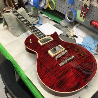 ESP USA Eclipse See Thru Black Cherry
