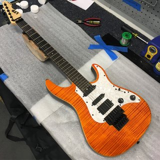 LTD SN-1000 FR EMG Copper Sunburst