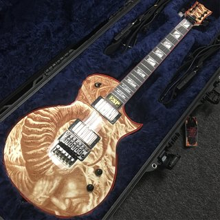 "Gary Holt (Slayer, Exodus) ESP Custom Shop ""Blood"" Eclipse"