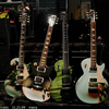 One Esp and three Gibsons