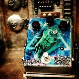 pro tone pedals 'DEAD HORSE OVERDRIVE'!!!!