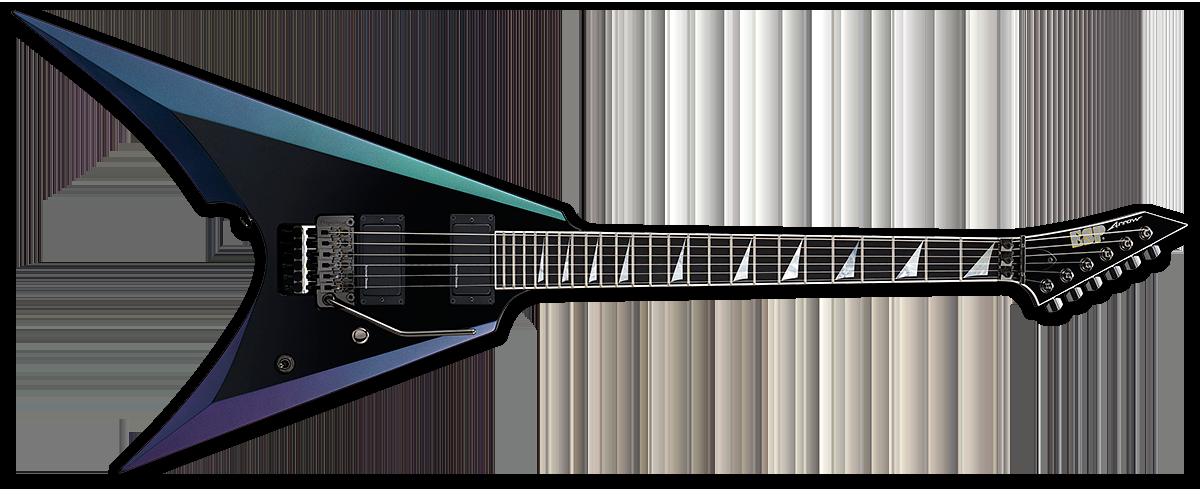 products arrow series guitars the esp guitar company