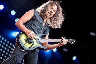 Kirk Hammett is my hero