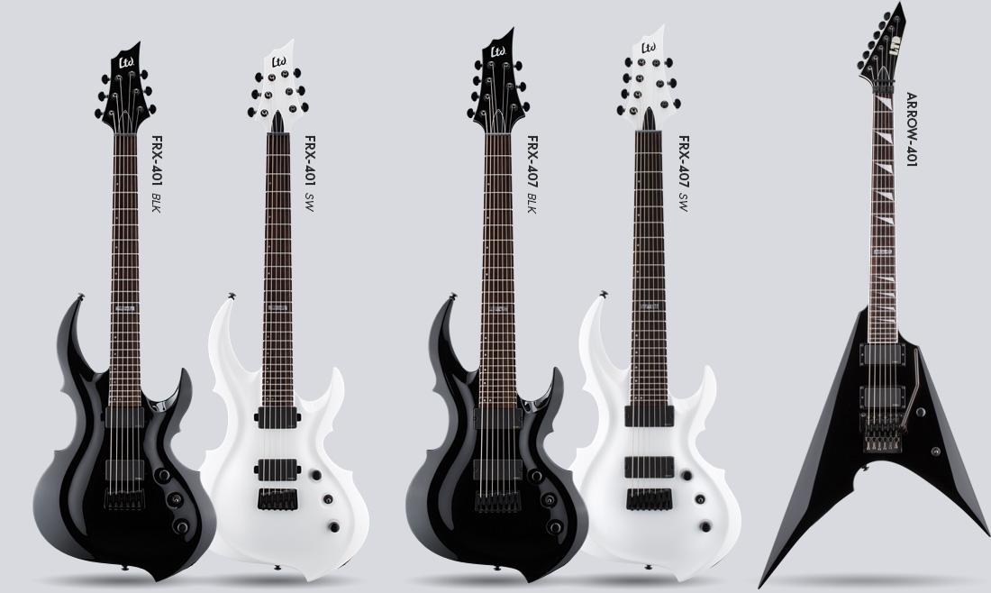the esp guitar company. Black Bedroom Furniture Sets. Home Design Ideas