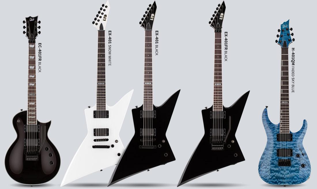 ESP - New Artist Signature Series Models!