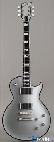 ESP Eclipse-I CTM BB Silver Satin