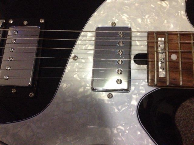ESP Guitars & Serial Number Identification