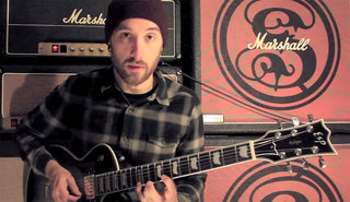 Sweep Picking with Josh Middleton of Sylosis