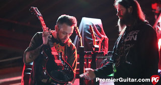 Premier Guitar Rig Rundown: Gary Holt