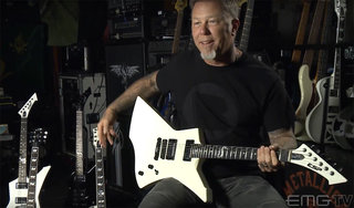 James Hetfield Interview 2015