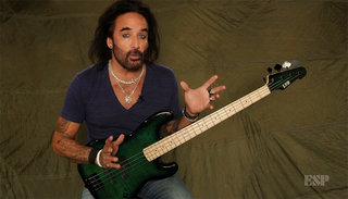 Marco Mendoza LTD MM-4FM Bass