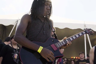 Rocking with ESP at 2016 Chicago Open Air Fest