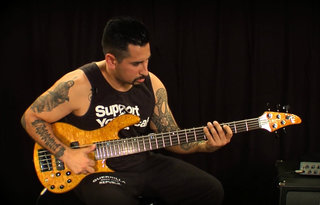 LTD H-1005SE Demo by Gabe Rosales