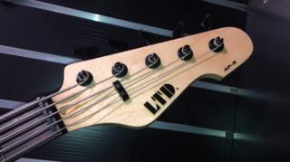 Live at NAMM 17: LTD Bass Spotlight