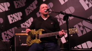 Live at NAMM 17: Lars Frederiksen