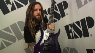 "Live at NAMM 17: Brian ""Head"" Welch (Korn)"