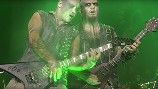 "Dimmu Borgir: ""Mourning Palace"" (Live at Wacken)"
