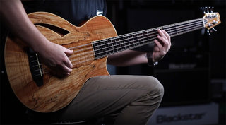 TL Series Bass Demo