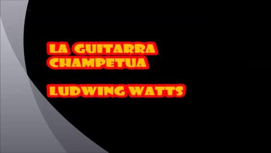 soukous la guitarra champetua